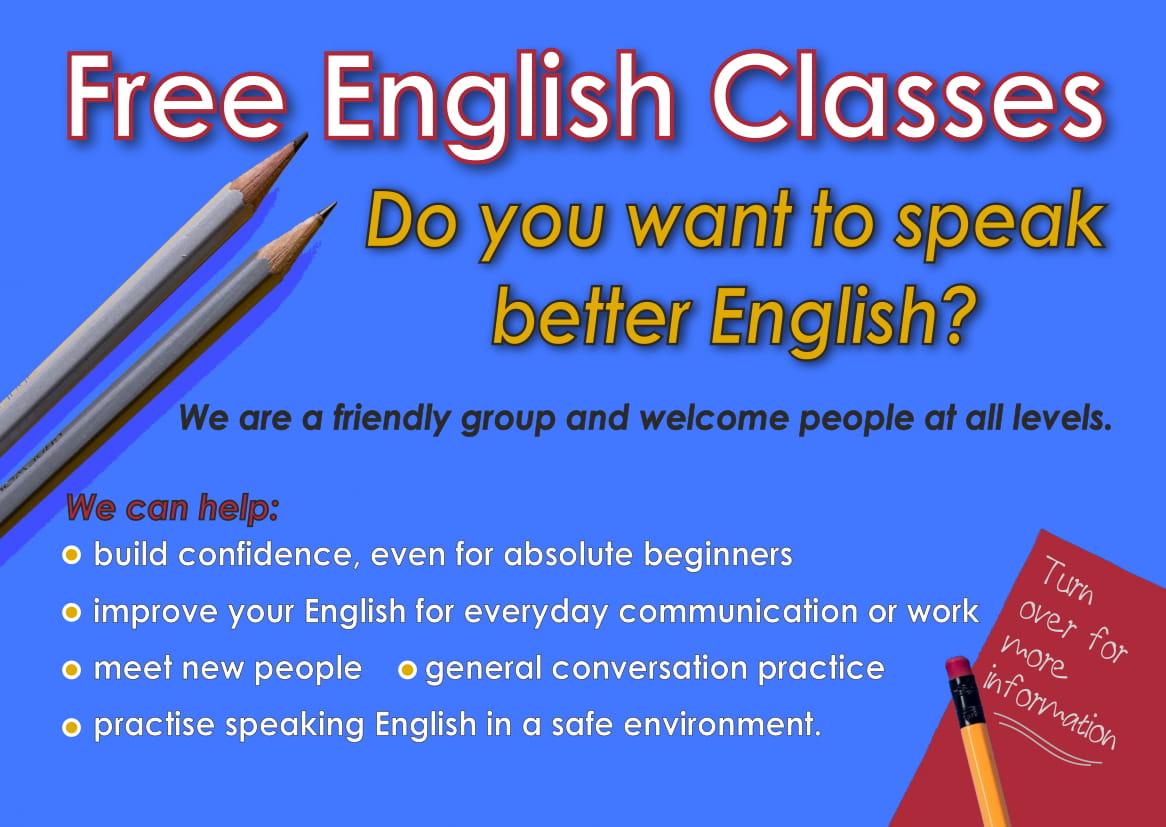 English class 2 18