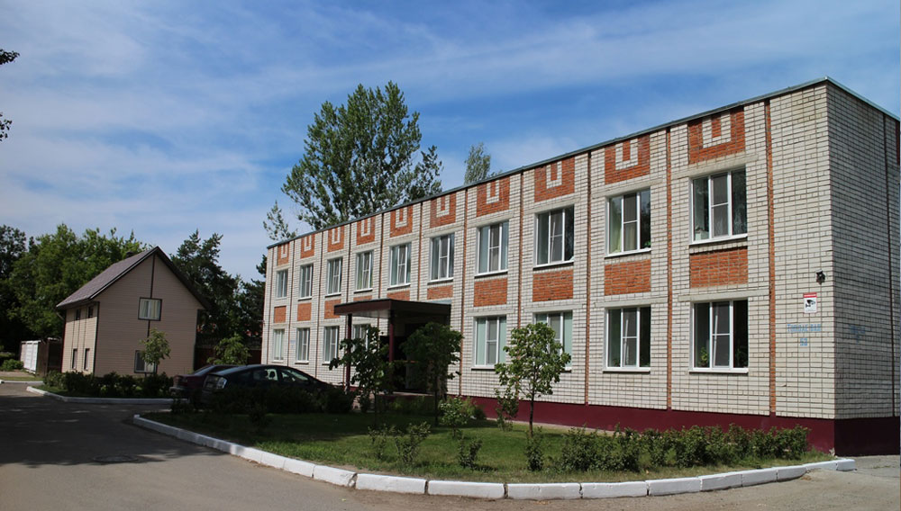 Eurasian Ministries